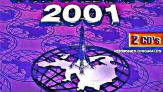 11.- FLICKMAN - Hey Paradise (EURODISCO 2001) CD-2