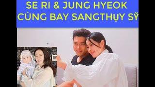 Kết thúc Se Ri bay cùng Jung Hyeok sang Thụy Sỹ, Sinh hạ bé gái ?