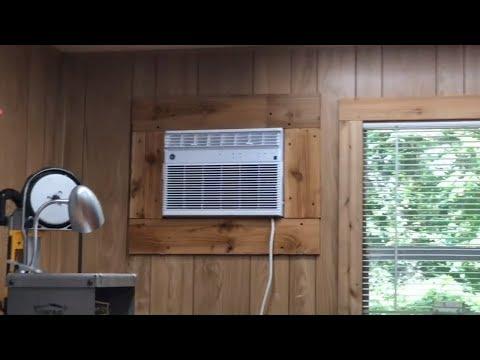 Installing A Window Unit In A Wall