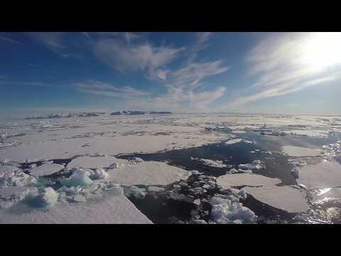 Sailing Through Arctic Ice (1 HOUR) FREE