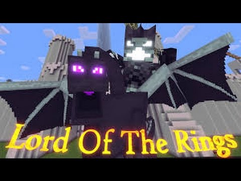 Minecraft PC: Lord Of The Rings Mod: Episode 4: The Wrong Way!
