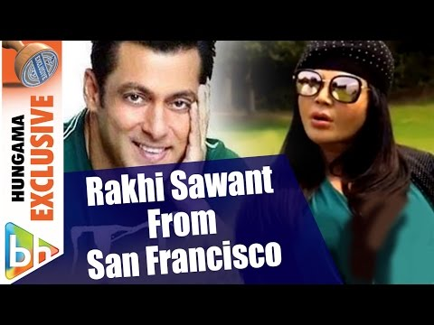 Rakhi Sawant | San Francisco | Full Interview | Salman Khan | Narendra Modi