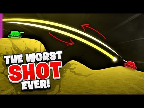 The Worst Shot Ever...