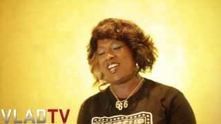 Gangsta Boo on Rah Digga Saying Iggy Bit Her Style