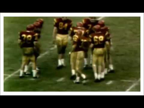 O J Simpson - THE RUN- 1967 UCLA vs. USC football game