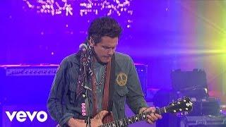 John Mayer - Something Like Olivia (Live on Letterman)
