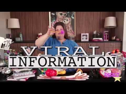 PerezTV TBT: Lori Beth Denberg Returns With Viral Information Pt. 3!