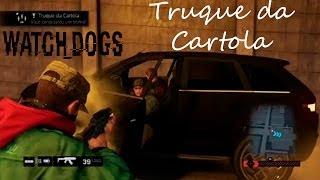 WATCH DOGS - Conquista/Troféu - Truque Da Cartola/Black Hat Trick pt-br
