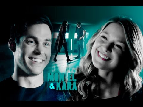 Mon El & Kara | I'm in your hands [2x04]