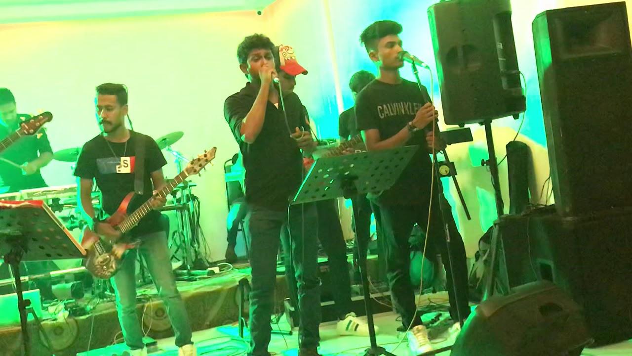 Download Janaka Wickramasingha Nonstop - Warning Live Music Band