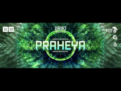 Praheya - Live-Set for Radio Ozora 10/11/2016