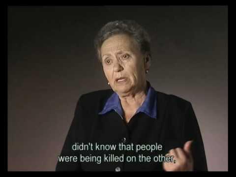 Holocaust Survivor Testimonies: Romania- Ester Gelbelman