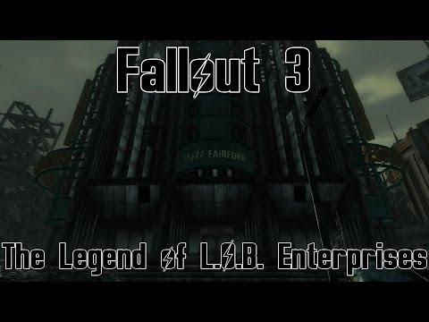 Fallout 3- The Legend of L.O.B. Enterprises