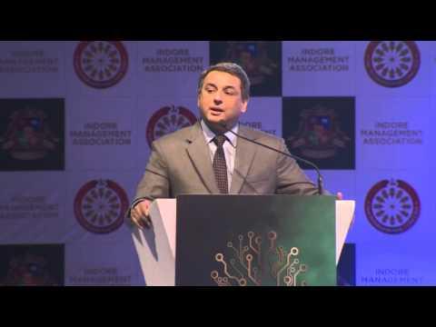 Mr. T V Narendran - 25th IMA International Management Conclave 2016.
