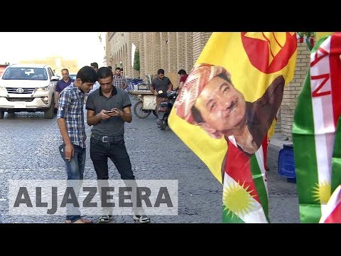 Final preparations for Iraqi Kurds' referendum