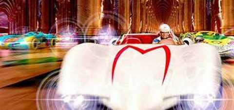 Speed Racer Soundtrack - Casa Cristo (Stereo)