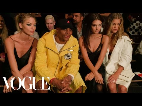 NBA Star Russell Westbrook's 5 Tips for a Winning New York Fashion Week | Vogue
