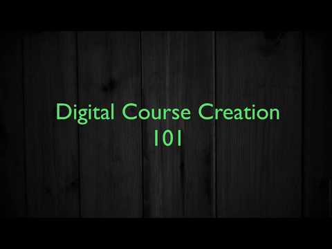 How To Create A Digital Course For Coaches, Consultants, And Trainers