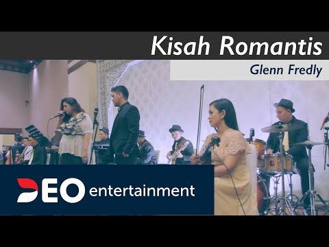 Kisah Romantis - Glenn Fredly at Balai Karitini | Cover By Deo Entertainment