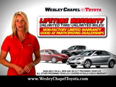 Tampa Toyota Dealer | New Toyota And Used Car Dealer In Wesley Chapel  Florida