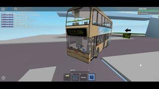 Roblox Hong Kong Autobús Conducción : TKO 296M Hang Hau To Hange Sang
