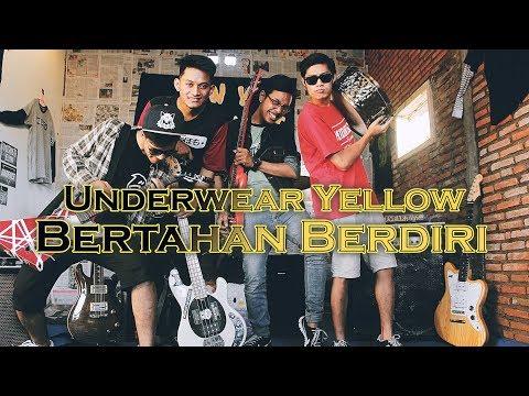 UNDERWEAR YELLOW - Bertahan Berdiri (Official Music Video)