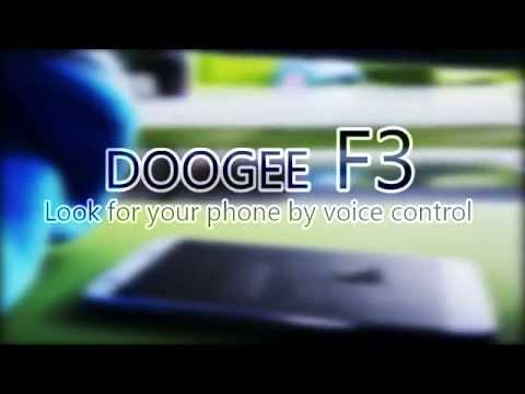 Doogee F3 Pro se deja ver en vídeo: carcasa de bambú, precio asequible y buen hardware