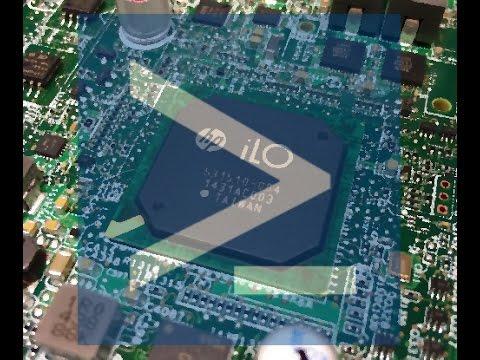 Mange HP Servers with iLO RESTful API using PowerShell