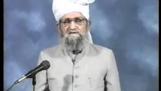 Urdu Dars Malfoozat #527, So Said Hazrat Mirza Ghulam Ahmad Qadiani(as), Islam Ahmadiyya