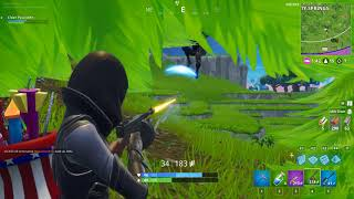 Fortnite: Kill | Don't get nervous my friend