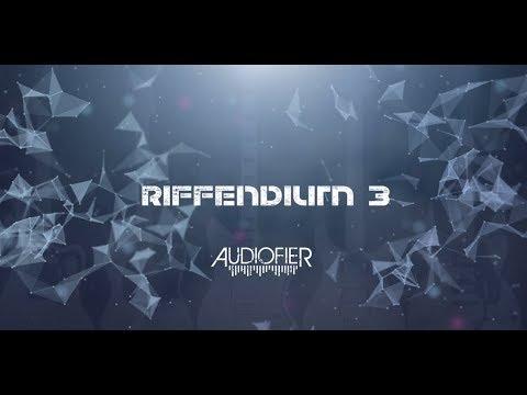 Audiofier RIFFENDIUM 3 - Ambient Guitars - COMING SOON