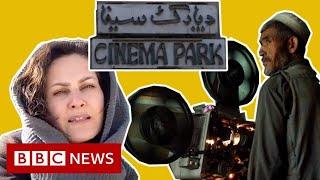 Tears over demolition of Kabul's iconic cinema - BBC News