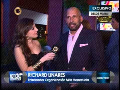 Lo que dijo Richard Linares sobre Migbelis Castellanos
