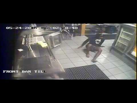 CCTV Footage Alice Springs 25052016