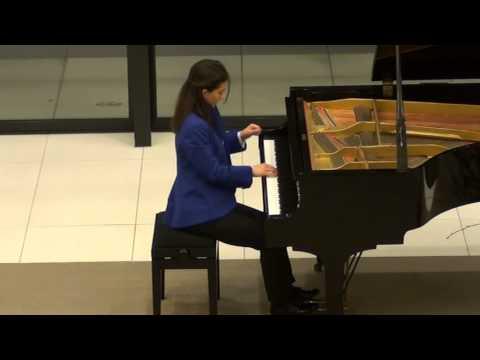 Mariam Batsashvili - Mozart/Liszt - Fantasie über Themen Le Nozze di Figaro und Don Giovanni.
