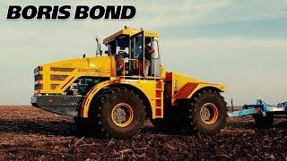 Boris Bond - Mega ciągnik z Ukrainy [Matheo780]