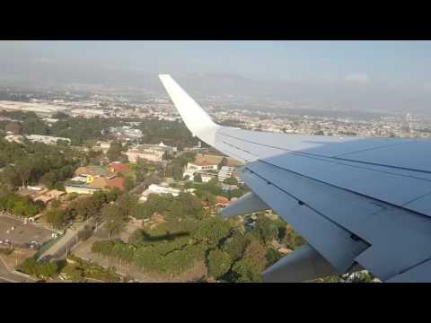 Take Off - Guatemala City To Miami - AA Boeing 737 800