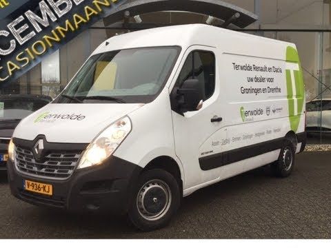 Renault Master T35 2.3 dCi L2H2 145PK Energy | Navigatie | Airco | Cruise Controle | Dode Hoek Spieg