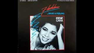 irene cara what a feeling extended remix