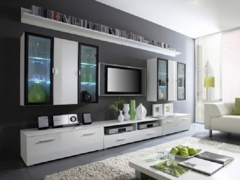 Interior Design Ideas for TV Lounge
