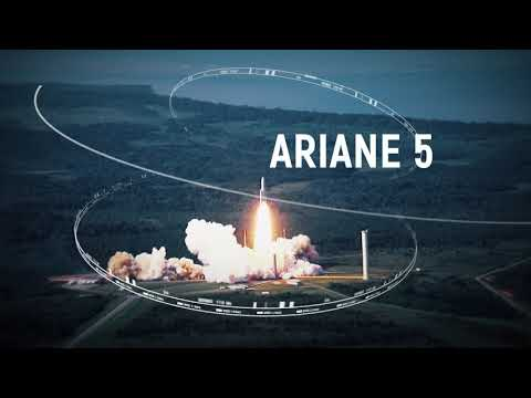 Arianespace Flight VA253  Galaxy 30 / MEV-2 / BSAT-4b