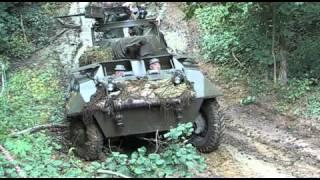 Tanks in Town Bois Brule 2010