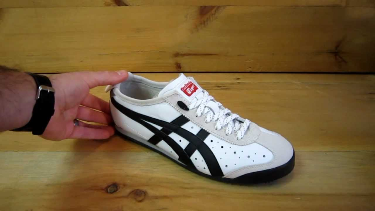 huge selection of 42355 1aed0 Onitsuka Tiger Mexico 66 Bike Shoes Black
