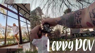 POV Fashion Photoshoot Using T…