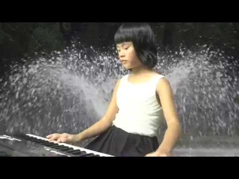 melanie hu play piano youth dance  remix