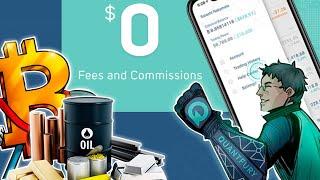 Tutorial actualizado Quantfury ¿Como ganar dinero con la app de trading?