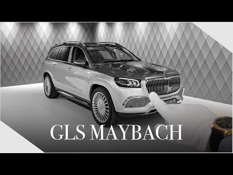 INSANE LUXURIOS Mercedes Maybach GLS 600 - Detailed Walkaround | Luxury Cars Hamburg