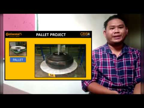 Industrial Training at Continental Tire PJ Malaysia