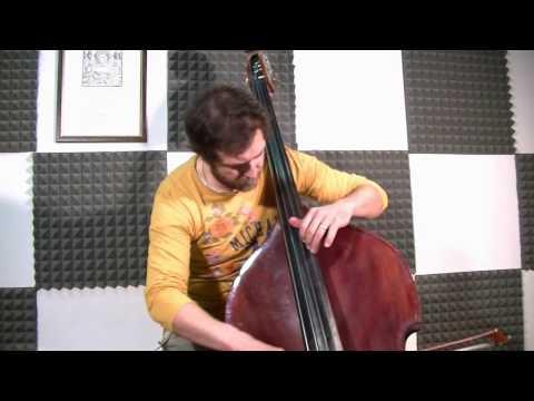 Bella Ciao - Double Bass Solo