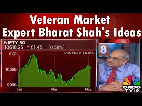 Veteran Market Expert Bharat Shah on Long Term Investment, Worries, Future Market & More